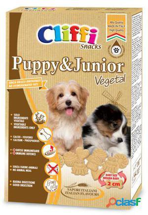 Cliffi Snack Galletas para Perros Puppy y Junior 10 KG