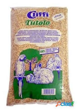 Cliffi Tuttolo 50Lts (20 Kg.) (Mazorca De Maiz) 20 KG