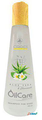 Croci Champú Oilcare Aloe Vera y Manzanilla para Perros 300