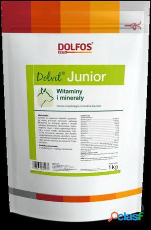 Dolfos Dolvit Junior Complemento para Perro 1 Kg