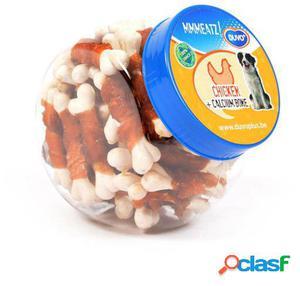 Duvo Snack Bote Huesos De Calcio Y Pollo 500 GR