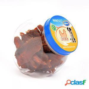 Duvo Snack Bote Tiras De Pollo 500 GR