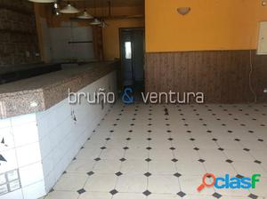 EN VENTA LOCAL COMERCIAL ENE EL VENDRELL-FRANCÁS