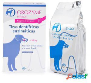 Ecuphar Orozyme Tiras- Dentifricas L 100 GR