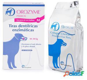 Ecuphar Orozyme Tiras- Dentifricas M 100 GR