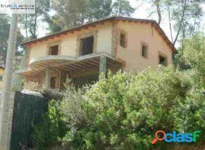 En venta casa en construcción en Cal Surià, Olivella.