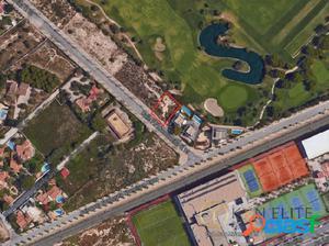Exclusiva Parcela en Alicante Golf