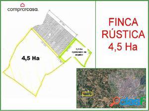 FINCA RUSTICA 45.000 M2 EN PARTIDA MALGOVERN (CAMINO