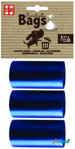 Ferribiella Bolsas de Recambio Biodegradables Azul