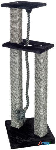 Ferribiella Rascador Gato 2Columna+Cuerda 8.55 kg