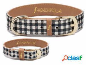 FriendshipCollar Collar Jet Set Pooch XL
