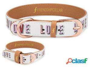 FriendshipCollar Collar L. O. V. E - RG xxS