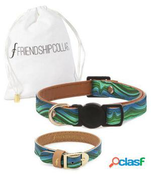 FriendshipCollar Collar Magical Malachite XXL