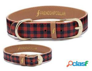 FriendshipCollar Collar The Hipster Pup L