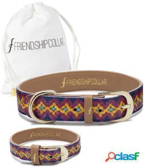 FriendshipCollar Collar The Pampered Pooch XXL