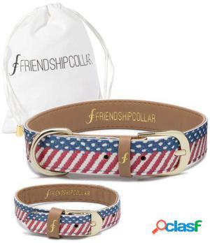 FriendshipCollar Collar The Presidential Dog xS