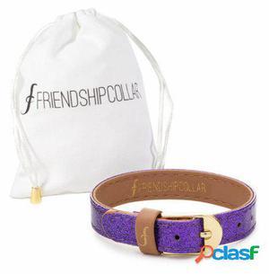 FriendshipCollar Collar The Sparkling Pup - Glitter XXL