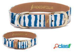 FriendshipCollar Collar Water-Color Baby XXL
