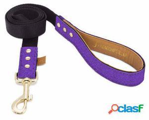 FriendshipCollar Correa Sparkling Pup - Glitter 5ft leash