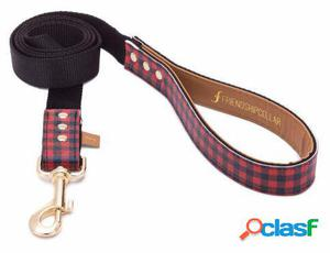 FriendshipCollar Correa The Hipster Pup 4ft leash 300 GR