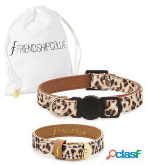 FriendshipCollar Correa Wild & Free - 4ft Leash 330 GR