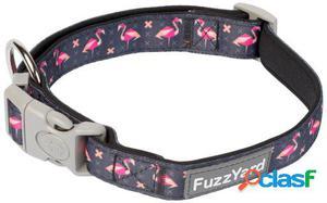 FuzzYard Collar de Neopreno Fabmingo L
