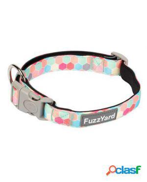 FuzzYard Collar de Neopreno The Hive S