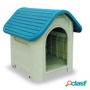 Gaun Caseta para Perro Doggy House