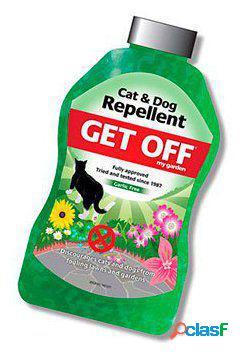 Get off cristales repelentes para jardín 400 GR