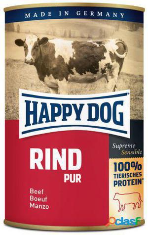 Happy Dog Comida Humeda para Perros Pura Ternera 400 GR