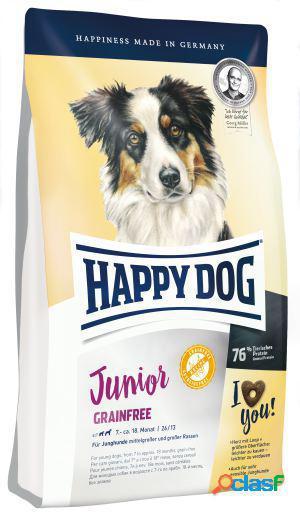 Happy Dog Pienso para Perro Junior Grainfree 1 Kg
