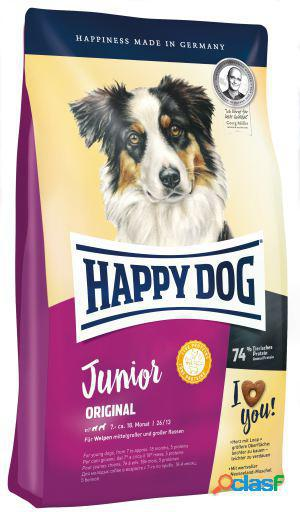 Happy Dog Pienso para Perros Junior Original heart 1 Kg