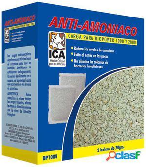 Ica Carga Antiamoniaco Biopower1000 162 gr