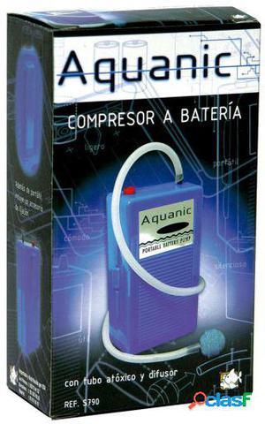 Ica Compresor Aquanic a Bater?a 166 gr