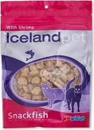 Iceland Pet Galletas para Gato Cat Treat Lobster Flavour 100