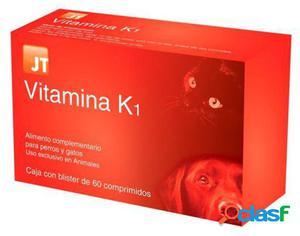 JTPharma Complemento Perros y Gatos Vitamina K1 Razas
