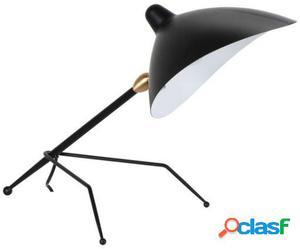 Jänis Lámpara de escritorio Jänis E14 35x26 cm negro