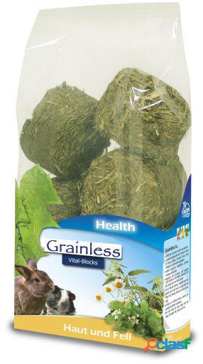 Jr Farm Grainless Health Vital-Blocks Piel Y Pelaje 300 GR