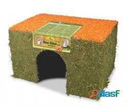 Jr Farm Jr Casita De Heno Con Zanahoria Grande 650 GR