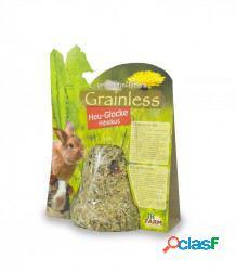 Jr Farm Jr Grainless Campana De Heno Y Hibisco 125 GR