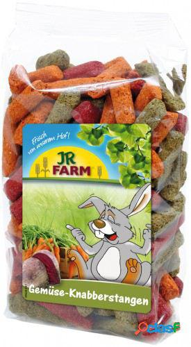 Jr Farm Jr Snacks Roedores Barras Para Roer Verdura 125 GR