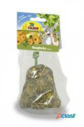 Jr Farm Jr Snacks Roedores Campana Heno Con Flores 125 GR