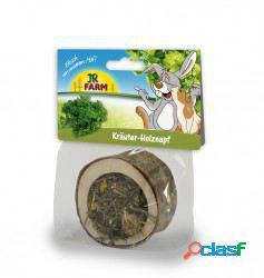 Jr Farm Jr Snacks Roedores Madera Rellena De Hierbas 120 GR