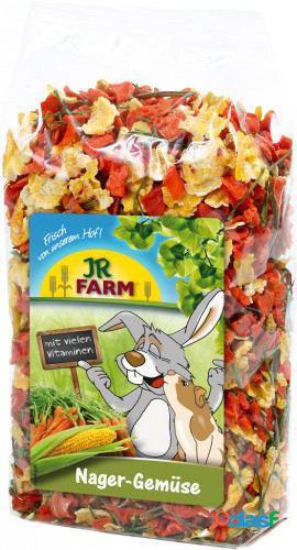 Jr Farm Jr Snacks Roedores Verdura 150 GR