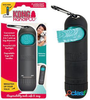 KONG Kong Handipod Disepensador De Bolsas Con Linterna 140