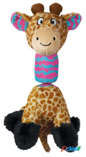 KONG Peluche Stretchezz Tugga Giraffe 80 GR