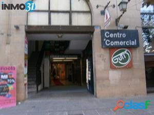 LOCAL EN CENTRO COMERCIAL DE TAFALLA