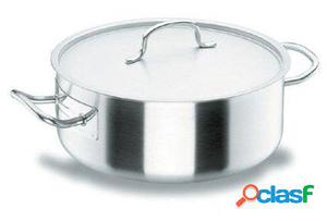 Lacor Cacerola Chef Inoxidable 24 cm