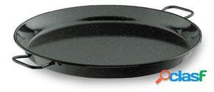 Lacor Paellera esmaltada de 60 centímetros para 19 raciones