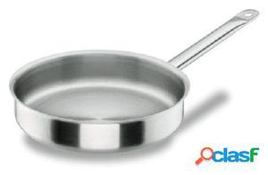 Lacor Sautex chef de acero inoxidable 18/10 24 cm